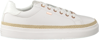 Witte MEXX Lage sneakers CIS  - medium