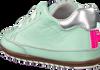 Groene SHOESME Babyschoenen BP9S019 - small