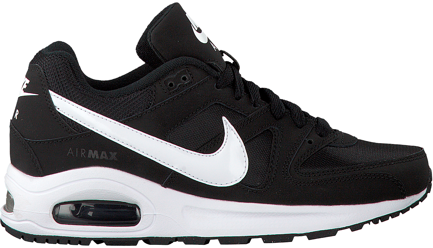 Zwarte NIKE Sneakers AIR MAX COMMAND FLEX (GS) | Omoda