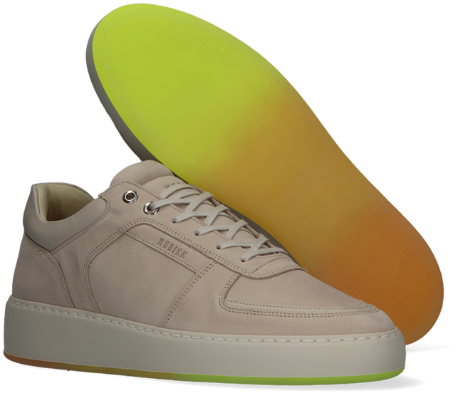 Beige NUBIKK Lage sneakers JIRO LIMO  - large