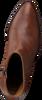 Cognac MARUTI Enkellaarsjes ROZA  - small