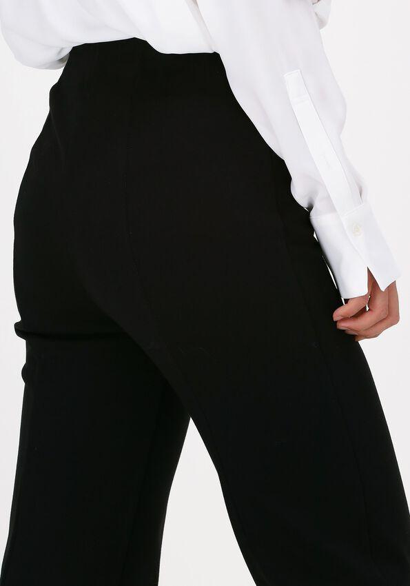 Zwarte DRYKORN Wijde broek ALIVE  - larger
