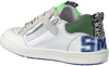 Witte SHOESME Lage sneakers UR20S018  - small