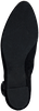 Zwarte HASSIA Enkellaarsjes SIENA  - small