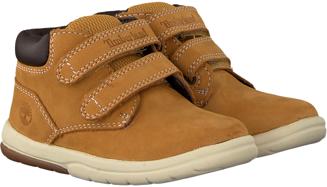 Camel TIMBERLAND Enkelboots NEW TODDLE TRACKS H KIDS - large