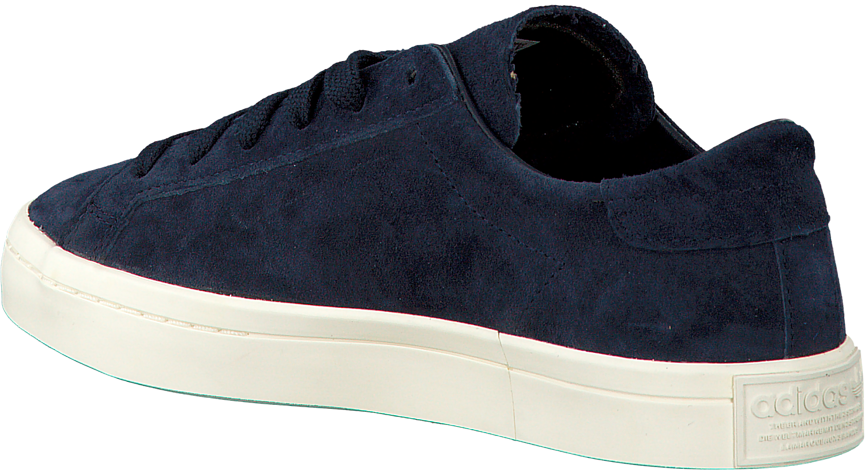 Blauwe ADIDAS Sneakers COURT VANTAGE DAMES   Omoda