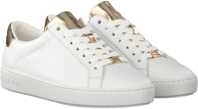 MICHAEL KORS LAGE SNEAKER IRVING LACE UP - large