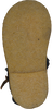 Zilveren SHOESME Enkellaarsjes BC8W064 - small