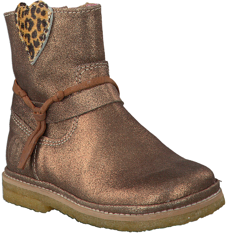Bronzen SHOESME Lange laarzen BC7W046 | Omoda