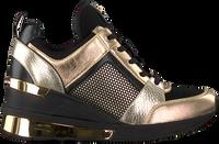 Gouden MICHAEL KORS Lage sneakers GEORGIE TRAINER EXTREME  - medium