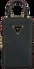 Zwarte GUESS Portemonnee 52RW8386 P020  - small