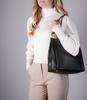 Zwarte COACH Handtas SHAY SHOULDER BAG  - small