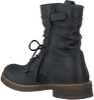 Zwarte GIGA Lange laarzen 7940  - small