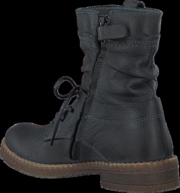 Zwarte GIGA Lange laarzen 7940  - large