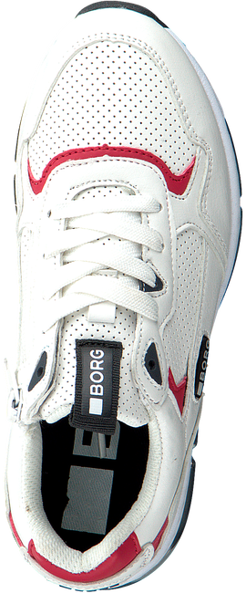 Witte BJORN BORG Lage sneakers X500 HBD  - large