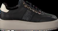 Zwarte NUBIKK Lage sneakers ELISE ZIYA  - medium