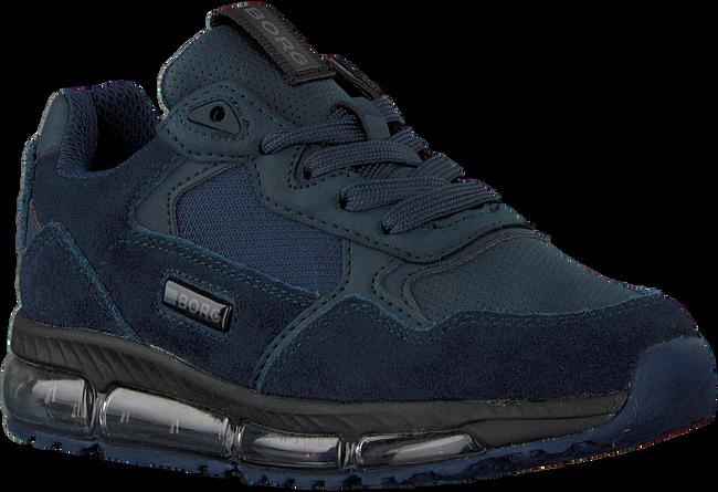 Blauwe BJORN BORG Hoge sneaker X500 TNL OIL K  - large