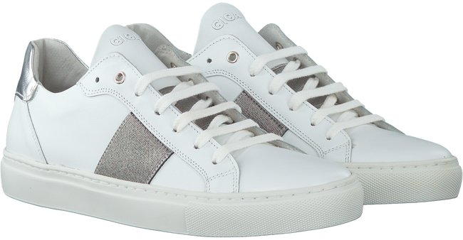 Witte GIGA Sneakers 8146  - large