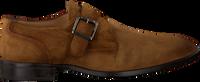 Cognac MAZZELTOV Nette schoenen 3827  - medium