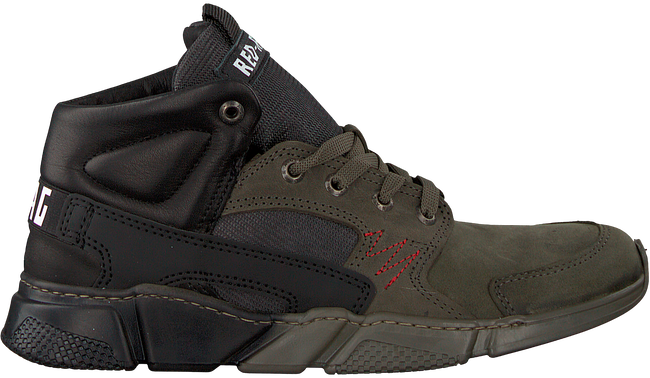 Groene RED RAG Sneakers 15553 - large