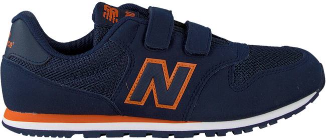 Blauwe NEW BALANCE Lage sneakers YV500  - large