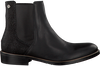 Zwarte TOMMY HILFIGER Chelsea boots P1285OLLY 10C  - small