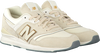 Beige NEW BALANCE Sneakers WL697  - small