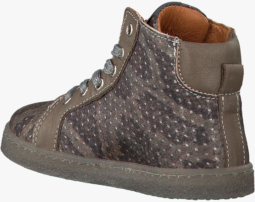 Taupe DEVELAB Sneakers 41416  - larger