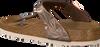 Bronzen BIRKENSTOCK PAPILLIO Slippers GIZEH SPECTRAL  - small
