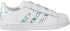 Witte ADIDAS Sneakers SUPERSTAR EL I  - small