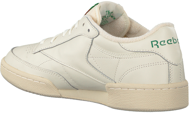 Beige REEBOK Sneakers CLUB C 1985 TV  - large