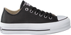 Zwarte CONVERSE Sneakers CHUCK TAYLOR ALLSTAR LIFT HIGH - small
