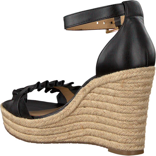 Zwarte MICHAEL KORS Espadrilles BELLA WEDGE - large