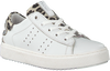 Witte APPLES & PEARS Lage sneakers FREJA  - small
