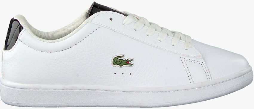 Witte LACOSTE Lage sneakers CARNABY EVO 220 - larger