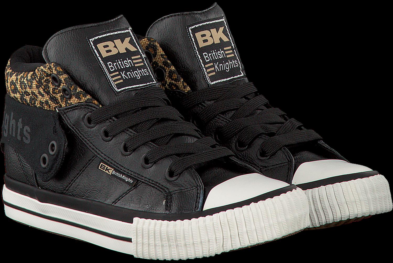 054f8906eb6 Zwarte BRITISH KNIGHTS Sneakers ROCO - large. Next