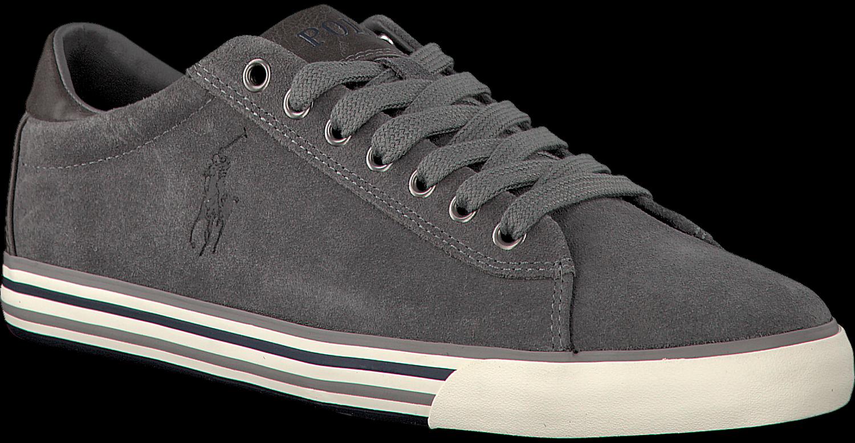 Grijze POLO RALPH LAUREN Sneakers HARVEY - large. Next d43db3f549a