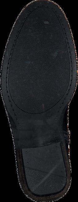 Zwarte UNISA Chelseaboots WAFI  - large