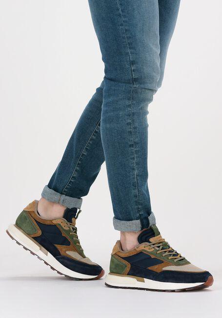 Blauwe THE HOFF BRAND Lage sneakers PAMPA  - large
