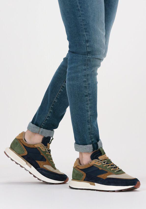 Blauwe THE HOFF BRAND Lage sneakers PAMPA  - larger