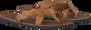 Cognac OMODA KUBUNI Slippers SLIPPER BRAID  - small