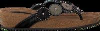 Zwarte LAZAMANI Slippers 75.455  - medium