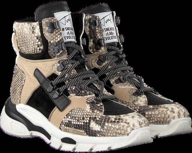 Beige TORAL Sneakers 12207  - large