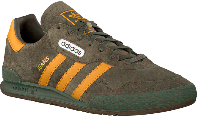 Groene ADIDAS Sneakers JEANS SUPER | Omoda