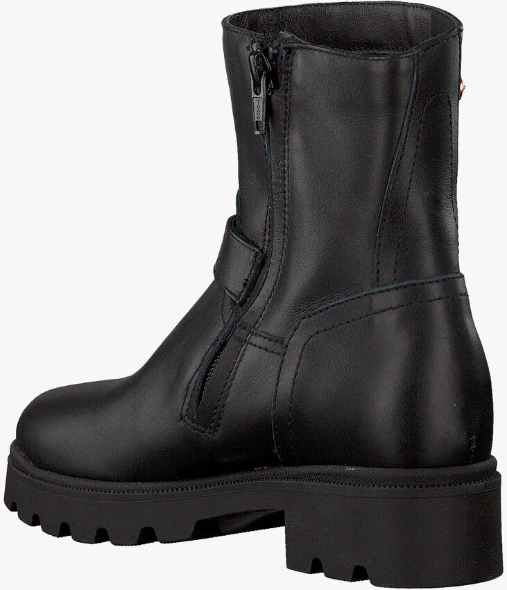 Zwarte PATRIZIA PEPE Biker boots PJ579  - larger