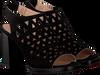 Zwarte ROBERTO D'ANGELO Sandalen G416  - small