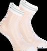 Witte MARCMARCS Sokken NET - small