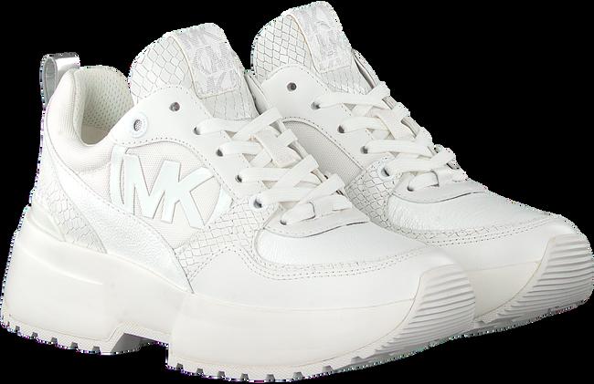 Witte MICHAEL KORS Lage sneakers BALLARD TRAINER  - large
