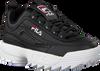 Zwarte FILA Sneakers DISRUPTOR KDS - small