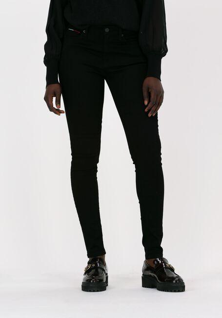 Zwarte TOMMY JEANS Skinny jeans NORA MR SKNY STBKS  - large